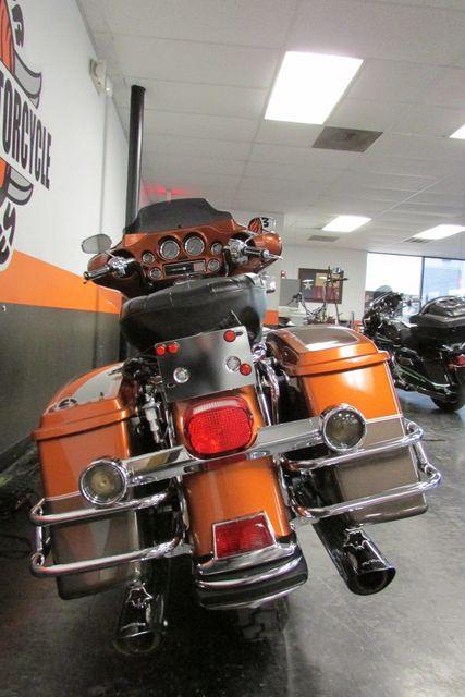 2005 Harley Davidson ULTRA CLASSIC ELECTRA GLIDE    FLHTCUI Arlington, Texas 9