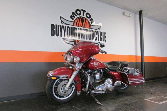 1995 Harley Davidson ULTRA CLASSIC ELECTRA GLIDE Arlington, Texas 34