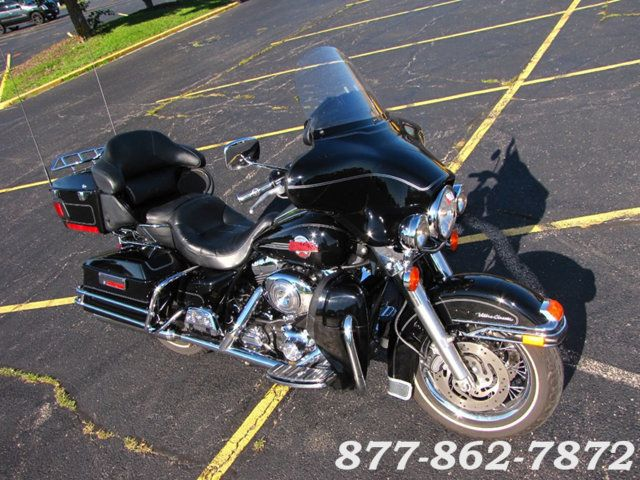 2005 Harley-Davidson ULTRA CLASSIC ELECTRA GLIDE FLHTCUI ULTRA CLASSIC FLHTCU McHenry, Illinois 34