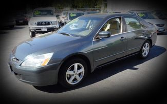 2005 Honda Accord EX Sedan Chico, CA 3