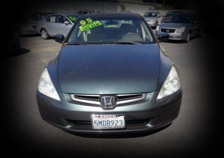 2005 Honda Accord EX Sedan Chico, CA 6