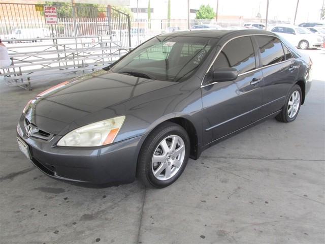 2005 Honda Accord EX-L V6 Please call or e-mail to check availability All of our vehicles are a