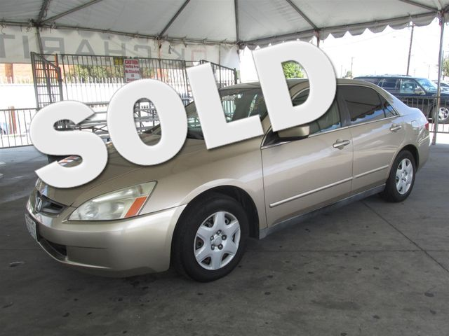 2005 Honda Accord LX Please call or e-mail to check availability All of our vehicles are availa