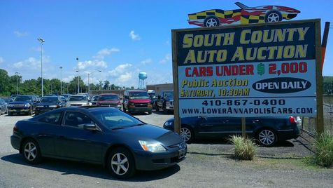 2005 Honda Accord EX-L in Harwood, MD