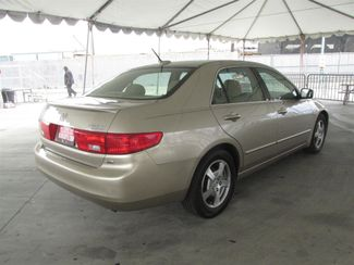 2005 Honda Accord Hybrid Gardena, California 2