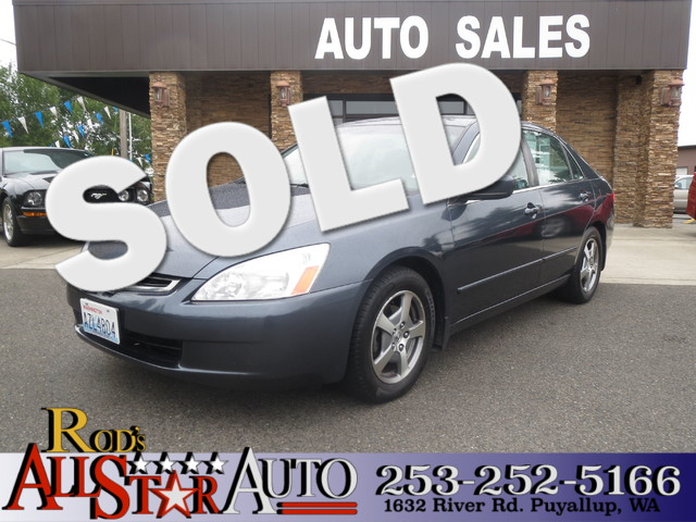 2005 Honda Accord Hybrid The CARFAX Buy Back Guarantee that comes with this vehicle means that you