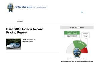 2005 Honda Accord Hybrid  in Salt Lake City, UT