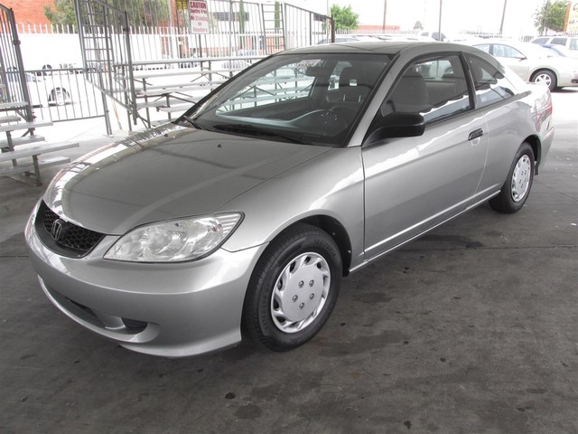 2005 Honda Civic VP Please call or e-mail to check availability All of our vehicles are availab