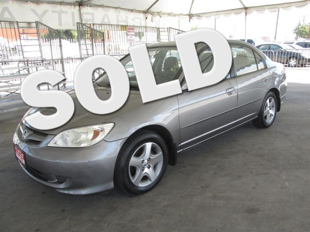2005 Honda Civic EX SSRS Please call or e-mail to check availability All of our vehicles are av