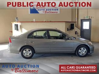 2005 Honda Civic  | JOPPA, MD | Auto Auction of Baltimore  in Joppa MD