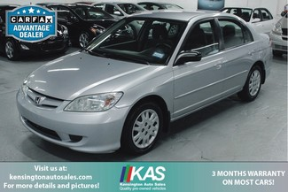 2005 Honda Civic LX SSRS Kensington, Maryland