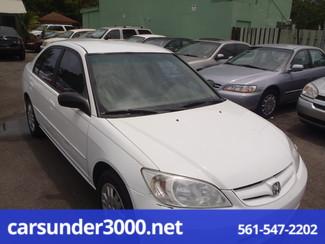 2005 Honda Civic LX Lake Worth , Florida 1