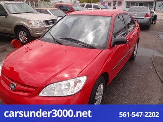 2005 Honda Civic VP Lake Worth , Florida 1