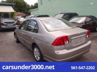 2005 Honda Civic LX Lake Worth , Florida 3