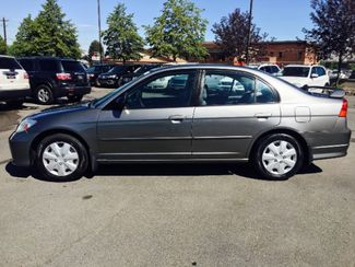 2005 Honda Civic LX sedan AT LINDON, UT 2