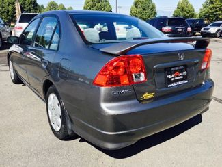 2005 Honda Civic LX sedan AT LINDON, UT 4