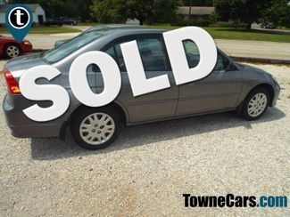 2005 Honda Civic LX   Medina, OH   Towne Auto Sales in ohio OH