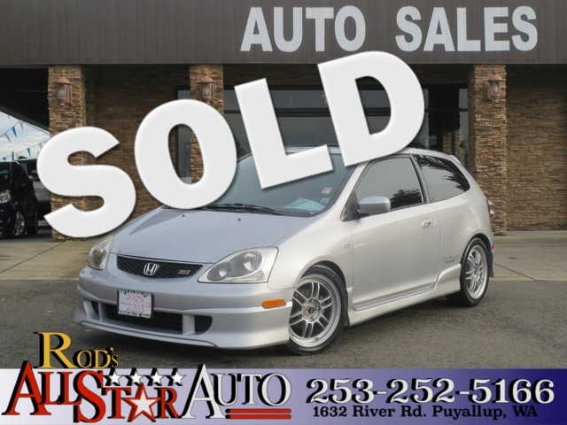 2005 Honda Civic SI The CARFAX Buy Back Guarantee that comes with this vehicle means that you can