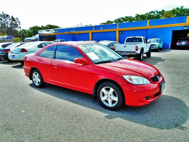 2005 Honda Civic EX Limited warranty included to assure your worry-free purchase AutoCheck report