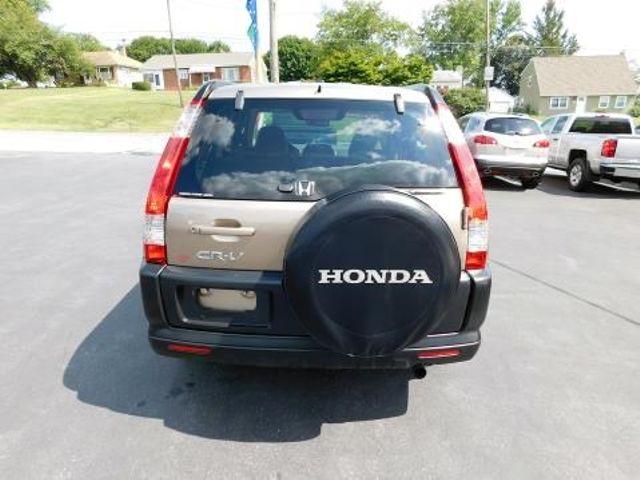 2005 Honda CR-V EX Ephrata, PA 4