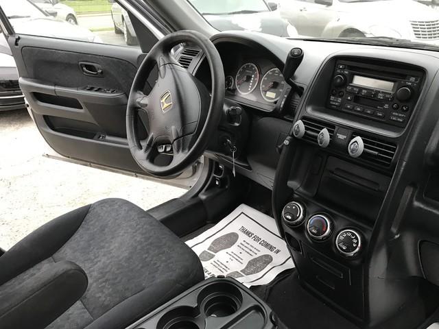 2005 Honda CR-V LX Houston, TX 12