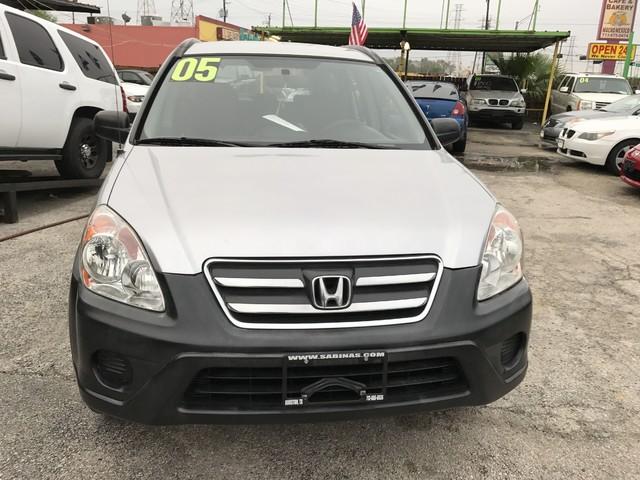 2005 Honda CR-V LX Houston, TX 4