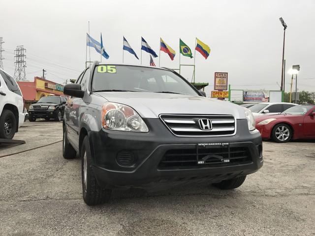 2005 Honda CR-V LX Houston, TX 3
