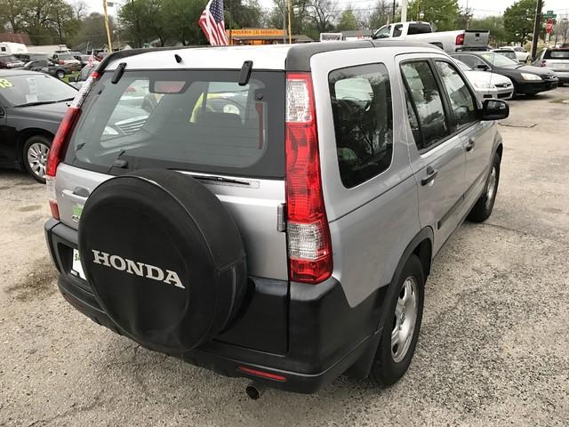 2005 Honda CR-V LX Houston, TX 8