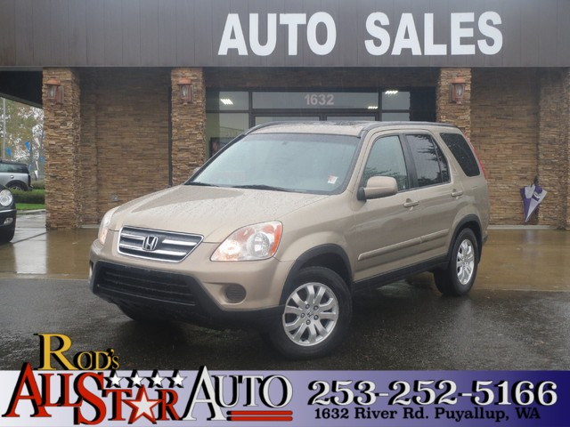 2005 Honda CR-V EX AWD The CARFAX Buy Back Guarantee that comes with this vehicle means that you c