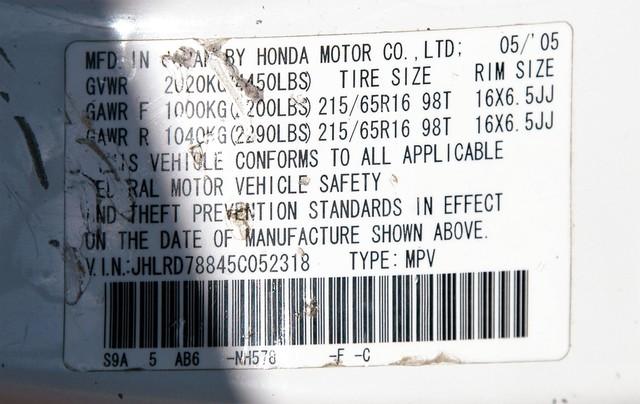 2005 Honda CR-V EX Studio City, California 17