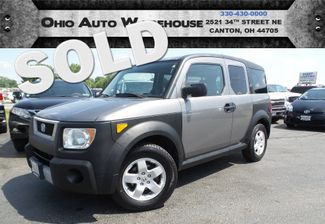 2005 Honda Element EX AWD 69k LOW MILES 1 Owner We Finance   Canton, Ohio   Ohio Auto Warehouse LLC in  Ohio