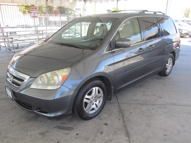 2005 Honda Odyssey EX-L This particular Vehicle comes with 3rd Row Seat Please call or e-mail to