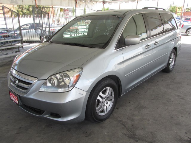 2005 Honda Odyssey EX This particular Vehicle comes with 3rd Row Seat Please call or e-mail to ch