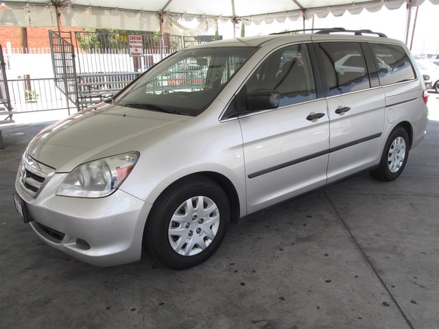 2005 Honda Odyssey LX This particular Vehicle comes with 3rd Row Seat Please call or e-mail to ch