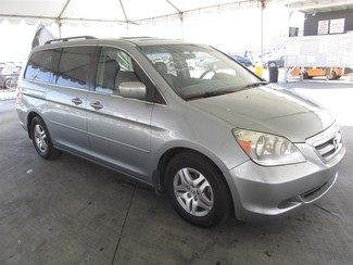 2005 Honda Odyssey EX-L Gardena, California 3