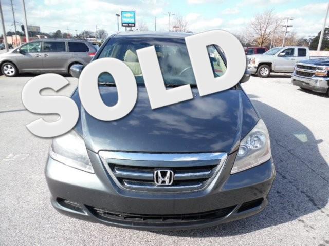 2005 Honda Odyssey EX-L  VIN 5FNRL38685B040487 148k miles  AMFM CD Player CD Changer Anti-