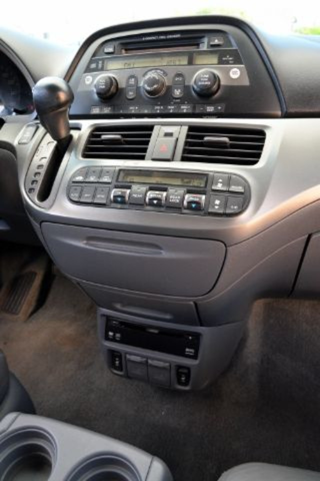 2005 Honda Odyssey EX-L San Antonio , Texas 11