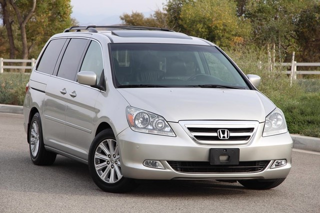 2005 Honda Odyssey TOURING Santa Clarita, CA 3