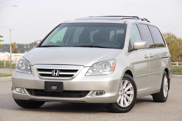 2005 Honda Odyssey TOURING Santa Clarita, CA 4