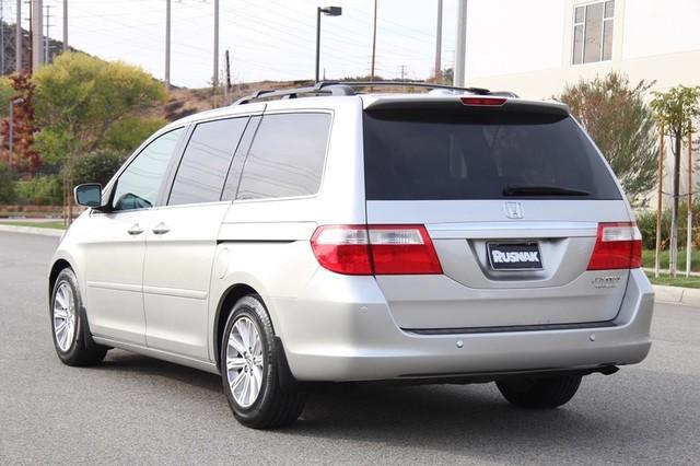 2005 Honda Odyssey TOURING Santa Clarita, CA 11