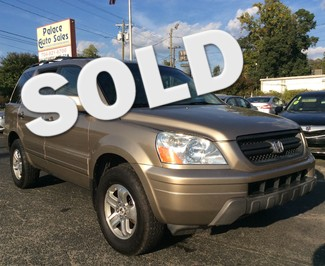 2005 Honda Pilot EX-L with RES CHARLOTTE, North Carolina