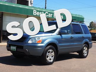 2005 Honda Pilot EX Englewood, CO