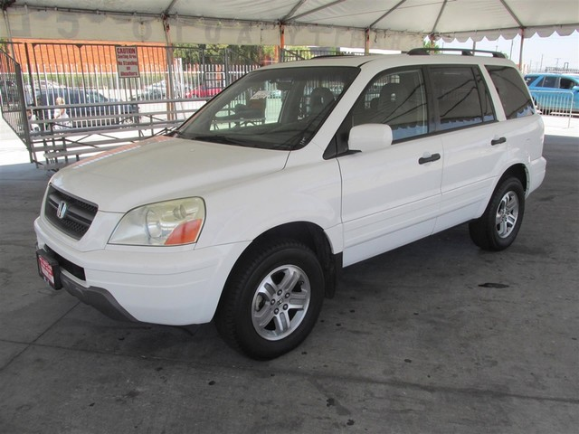2005 Honda Pilot EX-L with RES Please call or e-mail to check availability All of our vehicles