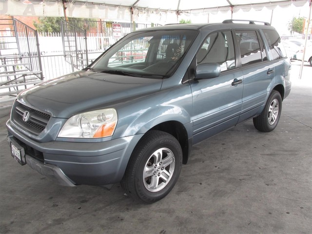 2005 Honda Pilot EX This particular Vehicles true mileage is unknown TMU Please call or e-mail