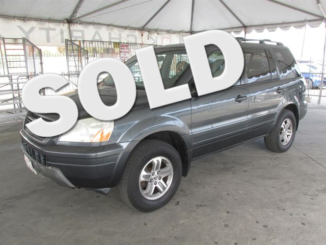2005 Honda Pilot EX-L with RES This particular Vehicle comes with 3rd Row Seat Please call or e-m