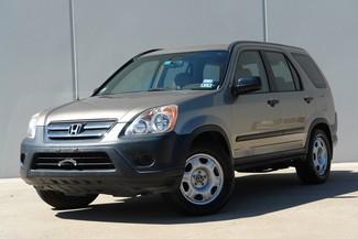 2005 Honda CR-V LX Plano, TX 1
