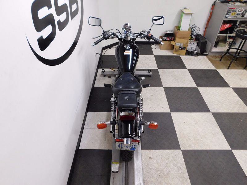 2005 Honda Rebel 250  in Eden Prairie, Minnesota