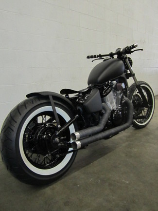 2005 honda vt 600 shadow bobber grand prairie texas. Black Bedroom Furniture Sets. Home Design Ideas