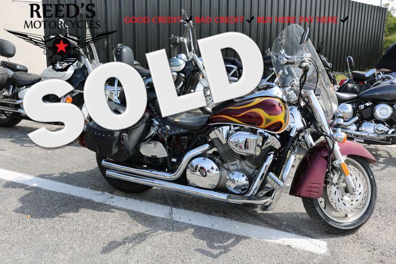 2005 Honda VTX 1300  | Hurst, Texas | Reed's Motorcycles in Hurst Texas