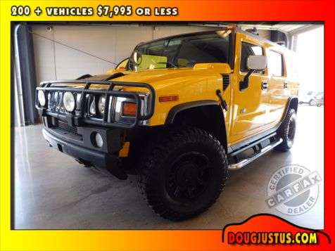 2005 Hummer H2 Clearance Priced !  in Airport Motor Mile ( Metro Knoxville ), TN